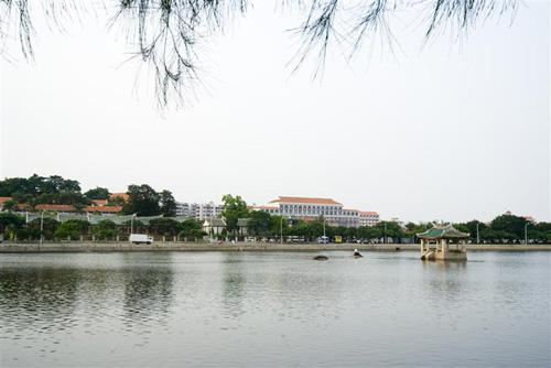 集美风景湖公园
