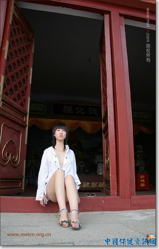 张筱雨新写真集《贞》