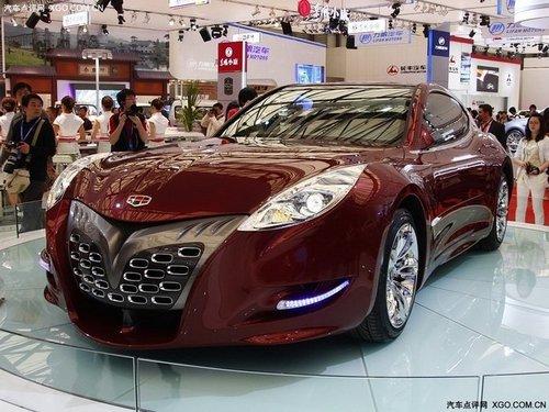 瑞麒g6 红旗c131等 3款自主v6车型展望 财经高清图片
