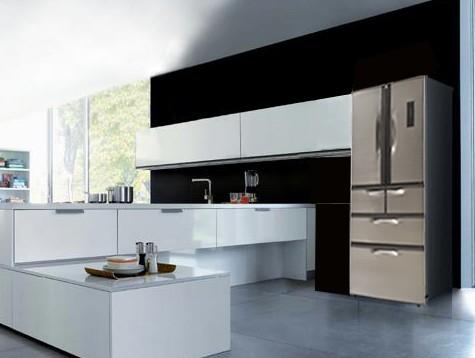 厨房内部结构效果图