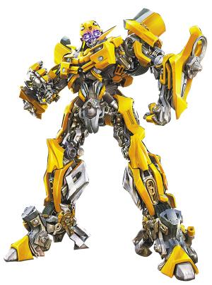 《变形金刚3》中的机器人角色-变形金刚3 里看 机器人 打群架 眼花缭乱