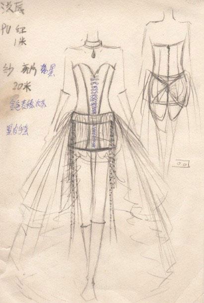 快女巡演服装设计首曝光:刘忻挑战长裙 杨洋似女神