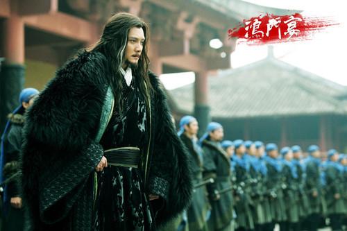 ,但冯绍峰演的项羽带给了观众最大的惊喜-专访李仁港 电影不是历