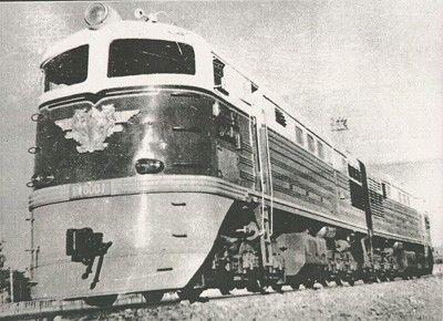巨龙号内燃机车
