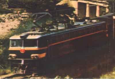 ss2(韶山2)型电力机车