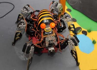 泉州青少年科技创新大赛 昨天开幕图片