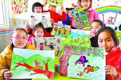 儿童画 400_265