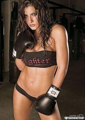 性感 拳击手/性感女拳击手