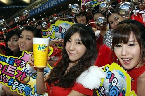 中国女球迷足球女球迷韩国足球美女日本美女vs中国