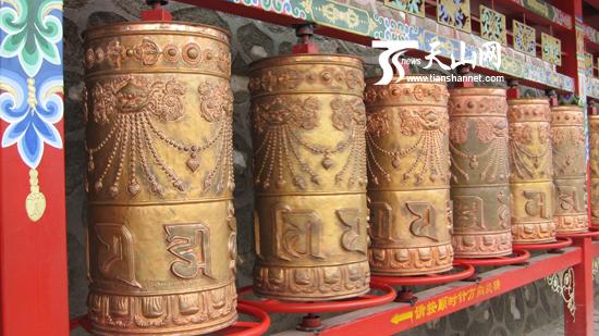 佛教圣地塔尔寺;