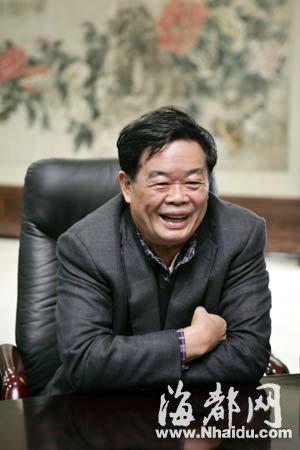 中国首善曹德旺 基金会制度完善后将回福耀当好企业家