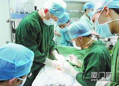腹腔镜肾切除手术步骤