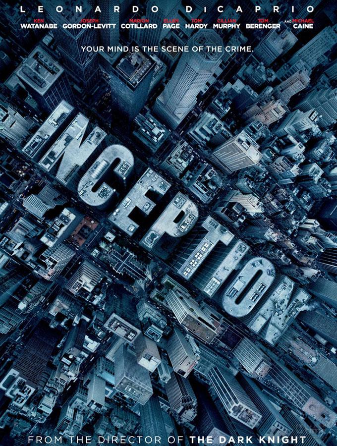 8 《盗梦空间》 2010 导演:克里斯托弗诺兰 迄今为止,在诺兰的电影里,我们唯一体会不到的词就是失望。《盗梦空间》是一部集科幻片、爱情片、动作片和文艺片于一身的电影,诺兰成功地做到了面面俱到,而且每个方面都滴水不漏,无论是盗梦的理论还是人物的情感,都能够自圆其说。按照诺兰的话来说,这是一部发生在意识结构内的当代动作科幻片。诺兰剧本的严谨性和逻辑性,当代导演无人能出其右。