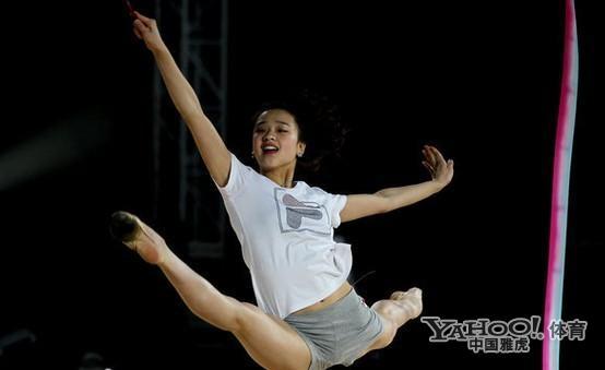韩国体育气质美女盘点