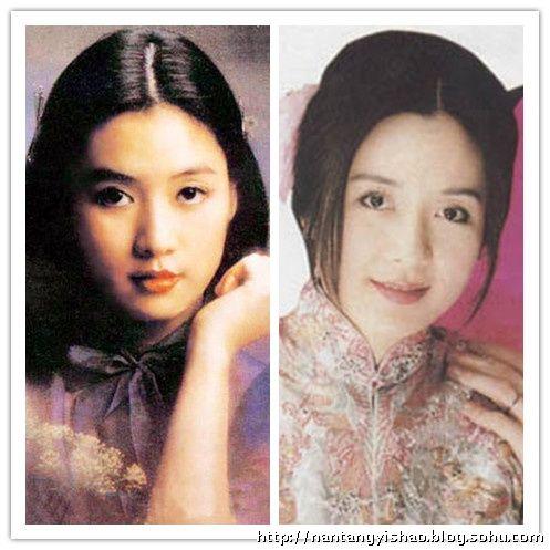 最美 琼瑶女郎 今昔容貌震撼大对比