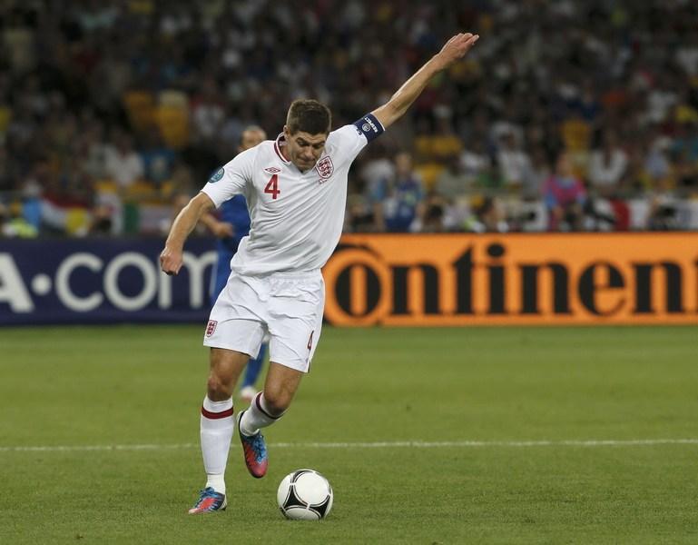 欧洲杯1/决赛:英兰2意利(点球)
