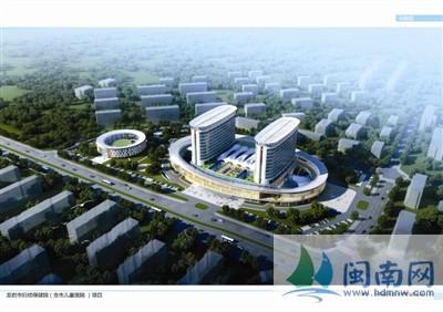 9萬平方米,設計總床位600張(市婦幼保健院300張,市兒童醫院300張),總