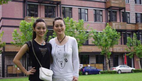 漂亮的母女姐妹花【图】 - 柏村休闲居 - 柏村休闲居