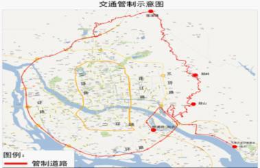 福州鼓山风景区 地图