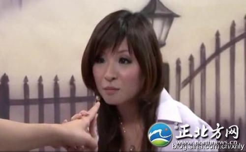 香港最&quot胆肥&quot女播当众模女优
