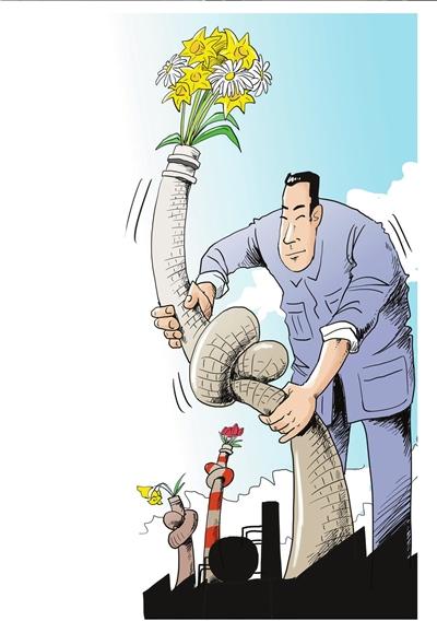 环境污染应成政绩高压线