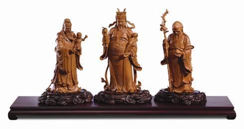 陈卓艺术品公司 站在木雕收藏金字塔尖