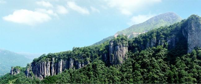 福建云顶山风景图片