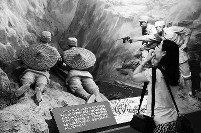 抗日战争纪念馆明天正式开馆 市民可免费参观