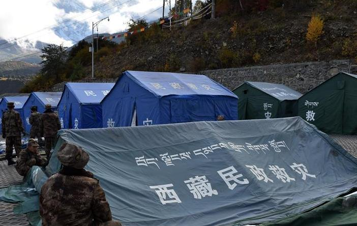 (社会)(1)雅鲁藏布江堰塞湖抢险救援工作有序开展