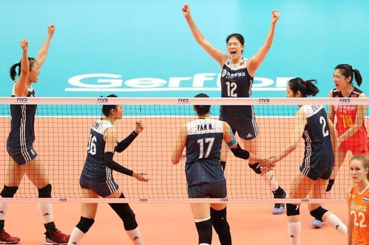 (体育)(1)排球——女排世锦赛:中国队获季军