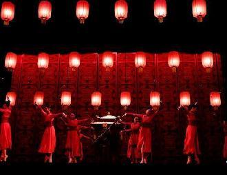 (国际)(7)中芭舞剧《大红灯笼高高挂》重返肯尼迪艺术中心