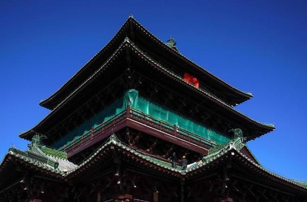 北京世园会率先启用5G技术 中国馆优雅呈现