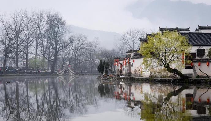 (北京世园会)(8)生态中国· 一蓑烟雨梦江淮