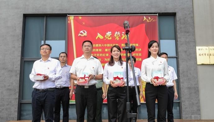"""追寻红色足迹 晋安举行福州解放70周年""""八 一七""""系列活动"""