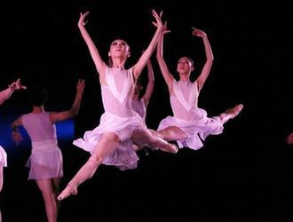 (国际)(4)广州芭蕾舞团首登纽约林肯中心