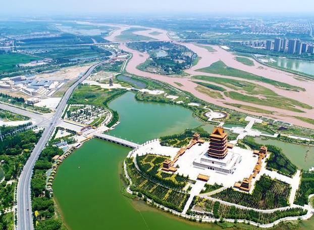 (北京世园会)(15)生态中国·塞上江南沙水依