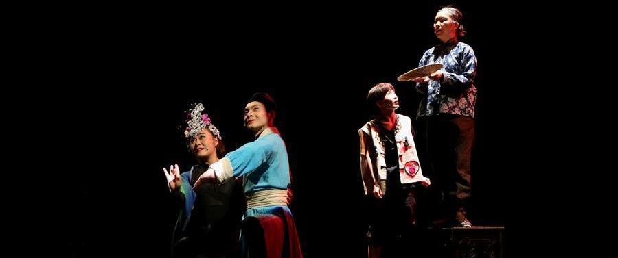 (XHDW)(1)中国儿童剧亮相塞尔维亚戏剧节