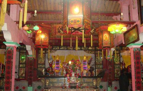 莆田北高桂林宫