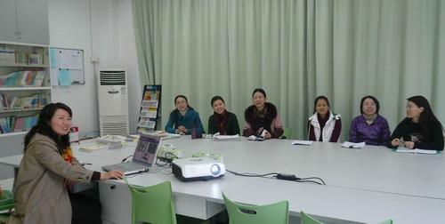 省妇联直属的三所幼儿园发挥省级示范园的辐射带动作用