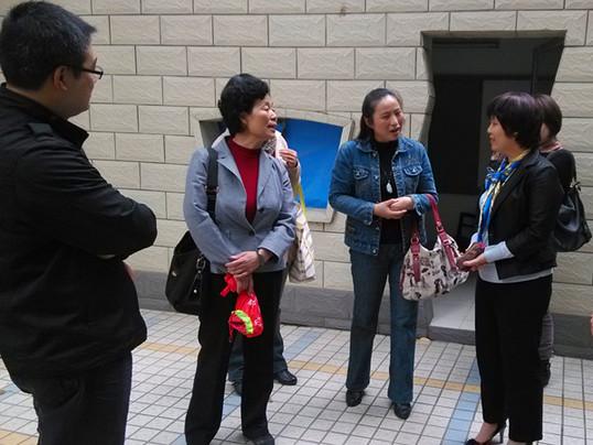 """福州市妇联等单位在福州市实验幼儿园开展""""防拐反性侵"""